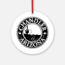 Chandler, AZ Ornament (Round)