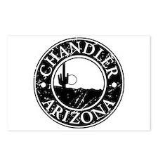 Chandler, AZ Postcards (Package of 8)