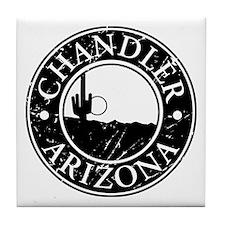 Chandler, AZ Tile Coaster
