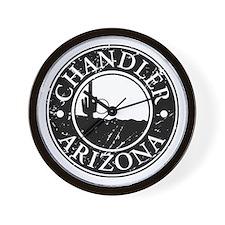 Chandler, AZ Wall Clock
