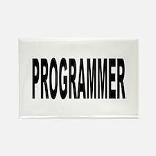 Programmer Rectangle Magnet