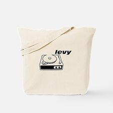 levy : record vinyl Tote Bag