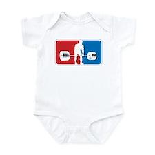 VINTAGE DEADLIFT Infant Bodysuit