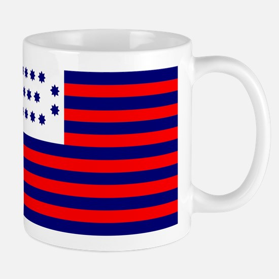 Guilford Courthouse Flag Mug