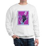 Black Chinese Pug Sweatshirt