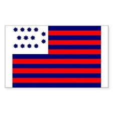 Guilford Courthouse Rectangle Decal