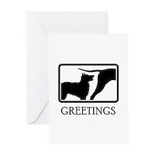 Belgian Laekenois Greeting Card