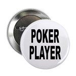 Poker Player Button