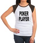 Poker Player Women's Cap Sleeve T-Shirt