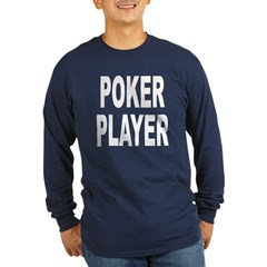 Poker Player (Front) T