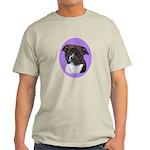 American Staffordshire Ash Grey T-Shirt
