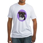 American Staffordshire Fitted T-Shirt