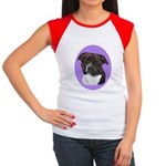 American Staffordshire Women's Cap Sleeve T-Shirt