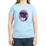 American Staffordshire Women's Pink T-Shirt