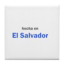 Cute Salvador Tile Coaster