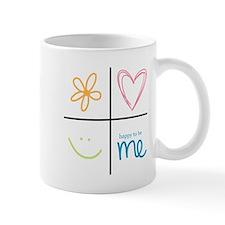 Happy to be me Coffee Mug