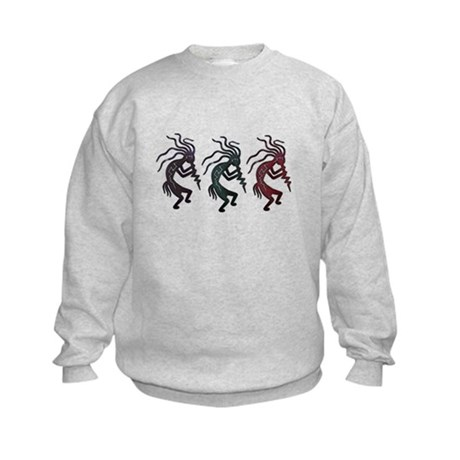 Kokopelli Kids Sweatshirt