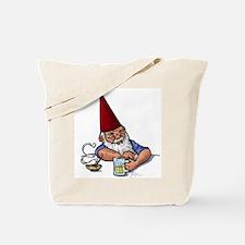 Drunken Barley Gnome Tote Bag