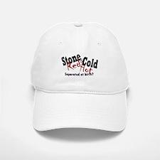 Stone Cold/Red Hot Baseball Baseball Cap