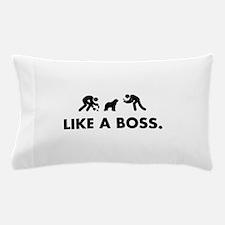 Bergamasco Sheepdog Pillow Case