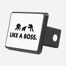 Bergamasco Sheepdog Hitch Cover