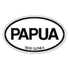 Papua New Guinea Bumper Stickers