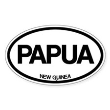 Papua New Guinea Decal