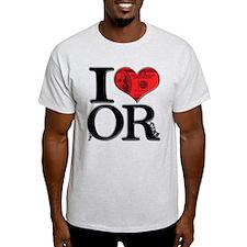 I Love fORtune T-Shirt