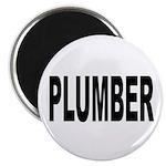 Plumber Magnet