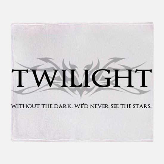 twilight Throw Blanket