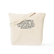 Just did Tote Bag