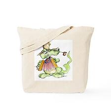 Cute Gatoring Tote Bag