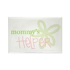 mommy's helper Rectangle Magnet