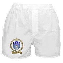 FONTENOT Family Crest Boxer Shorts