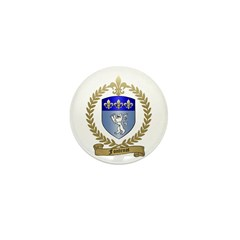 FONTENOT Family Crest Mini Button