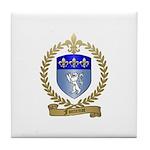 FONTENOT Family Crest Tile Coaster