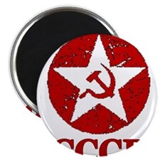 CCCP Russia! Magnet