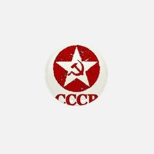 CCCP Russia! Mini Button