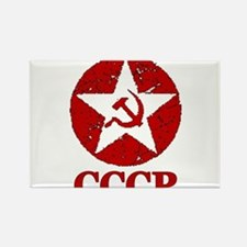CCCP Russia! Rectangle Magnet