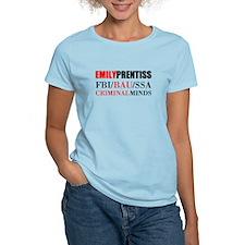 Emily Prentiss T-Shirt