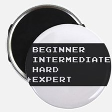 Which level are you? expert. Magnet