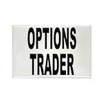 Options Trader Rectangle Magnet (10 pack)