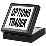 Options Trader Keepsake Box
