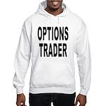 Options Trader (Front) Hooded Sweatshirt