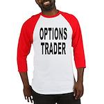 Options Trader Baseball Jersey