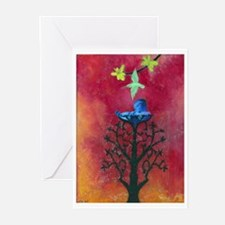 Tree of Life III Greeting Cards (Pk of 10)
