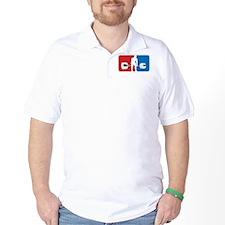 American POWERLIFTING T-Shirt