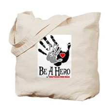 Be A Hero Tote Bag