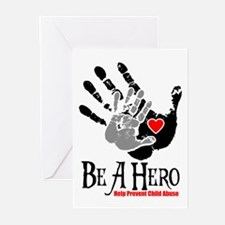 Be A Hero Greeting Cards (Pk of 10)