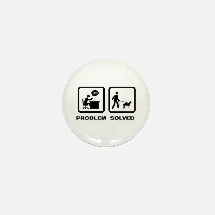 Beauceron Mini Button